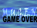 How to add music for Game Over screen in Mugen