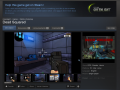 Dead Squared page setup on Greenlight