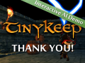 TinyKeep Successfully Funded!