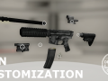 No Heroes - Gun Customization