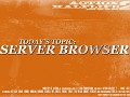 Steam's main server browser