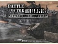 "Battle of the Bulge ""Unternehmen Nordwind"" released!"