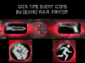 New action icons (download link included!)