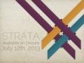Strata Release Date!