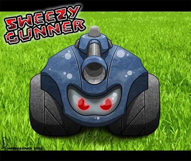 Sweezy Gunner - Final boss!