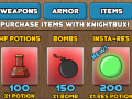 Knight Control Store First Look