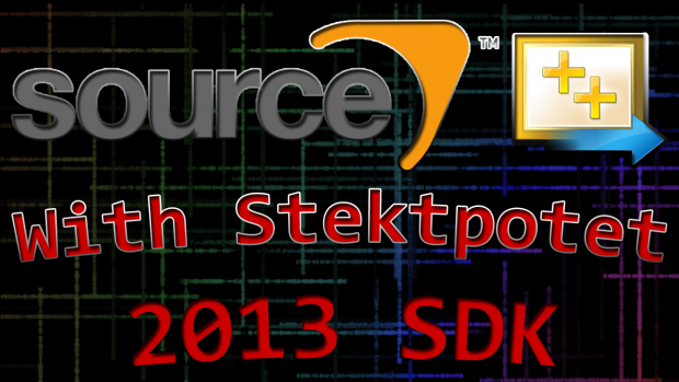 Setting up a mod with the Source SDK 2013