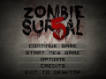 New menu designs added to Zombie Sur5al!