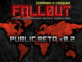 CNC Fallout Public Beta v0.2 released!