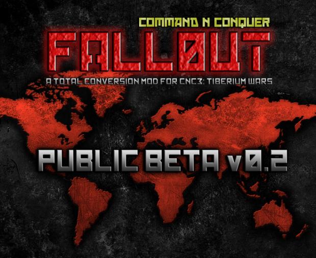 CNC Fallout Public Beta v0.2 released!