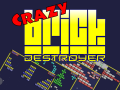 Crazy Brick Destroyer now available on iPad