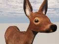 Deer Character Update