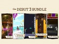 The Debut 3 Bundle