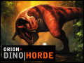 ORION: Dino Horde - New User Interface