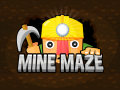 Mine Maze - The first puzzle game by Tio Atum