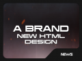 New HTML design for our mods