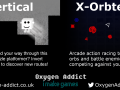 Invertical and X-Orbtek II to be shown at Dare Indie Fest 2013