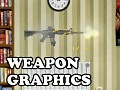 Weapon graphics galore