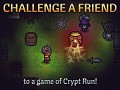 """New """"Challenge a friend"""" feature in Crypt Run"""