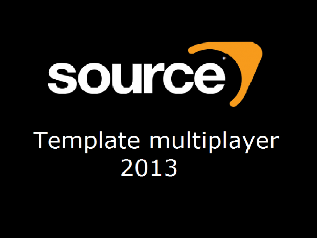 Template multiplayer for Source SDK 2013