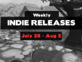 Guns and Robots Featured in Weekly Indie Releases!