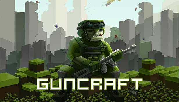 Guncraft Steam Launch!