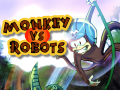 Monkey vs Robots available for Windows PC!