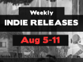 Fantasyche: Mike Featured in Weekly Indie Releases!