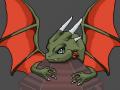 Dragon's dungeon - Battle test video 1