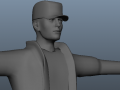 Ingame Character Model