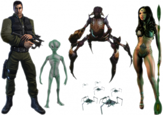 What races would you like to see in System Lords?