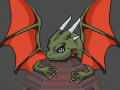 Dragon's dungeon (Roguelike/RPG) (test4)