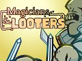 Magicians and Looters Now Available