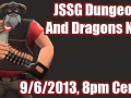 JSSG Dungeons and Dragons!