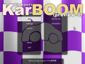 KarBOOM now playable on Linux and Mac (and Windows)