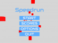 Screenshot Saturday! Speedrun Menu
