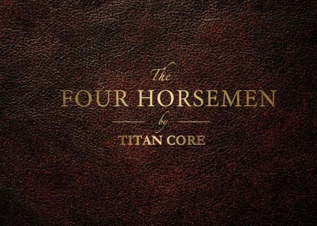 The Four Horsemen - Released!