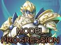 Paladin Model Progression