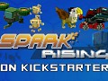Spark Rising Now On Kickstarter! Build + Battle + Conquer