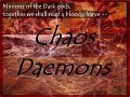 Chaos Daemons mod (1.4) - Released!