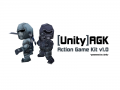 UnityAGK: Action Game Kit v1.0