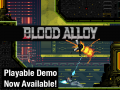 Blood Alloy on Kickstarter!