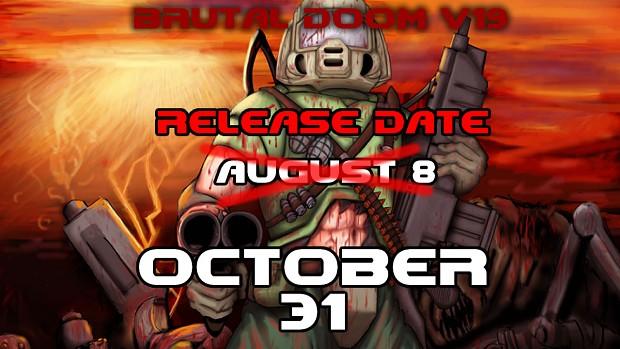 Brutal Doom V19 Announced AGAIN!