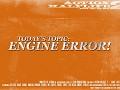 Update: Engine Error