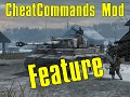 List of features of CheatCommands Mod