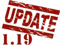UPDATE v1.19 released !