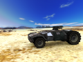 Decimation: More on the game's vehicular combat aspect