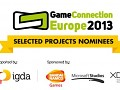 Hazel Dazzle selected for GameConnection Europe