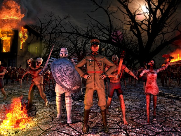 The Forgotten Ones is now fully released and fixed!