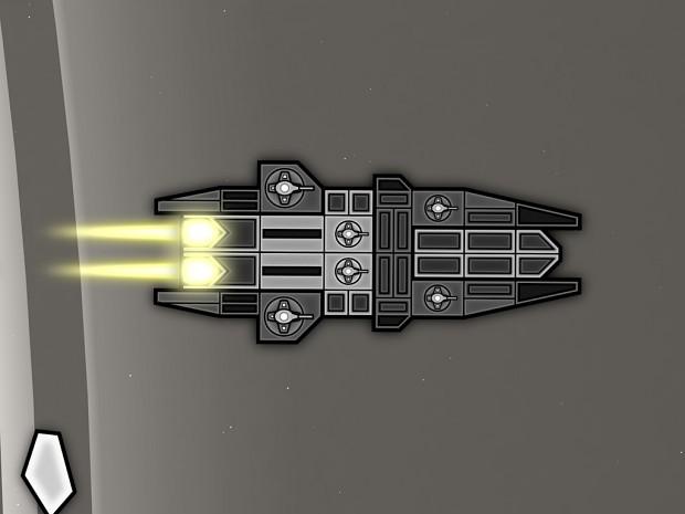 Galaxial: Ship Graphics